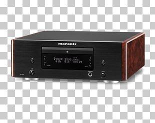 CD Player High Fidelity Compact Disc Marantz Super Audio CD PNG