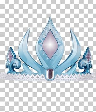 Elsa Anna Tiara Crown Toy PNG