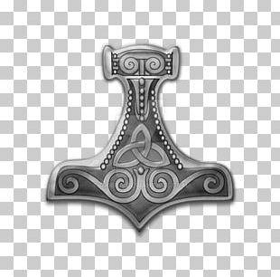 Hammer Of Thor Mjolnir Mjölnir PNG