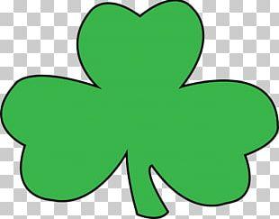 Ireland Saint Patrick's Day Shamrock Four-leaf Clover Irish People PNG