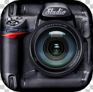 Digital SLR Camera Lens Photographic Filter Photography PNG
