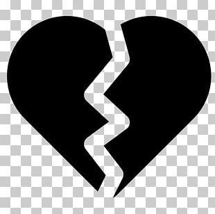 Computer Icons Broken Heart Symbol PNG