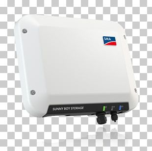 SMA Solar Technology Power Inverters Solar Inverter Electric Battery Solar Power PNG