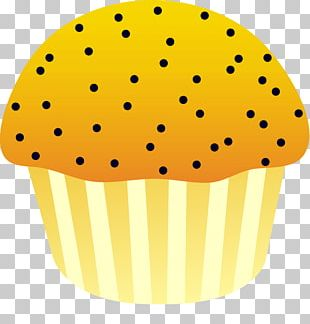 Muffin Open Cupcake Blueberry PNG