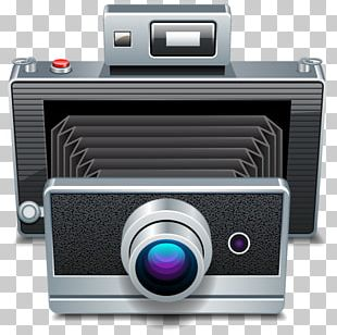 Digital Camera Photography Icon PNG