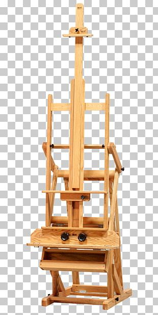 Easel Painting Art Palette Pastel PNG