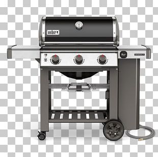 Barbecue Weber Genesis II E-310 Weber-Stephen Products Propane Natural Gas PNG