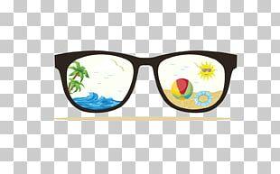 Sunglasses Elements PNG