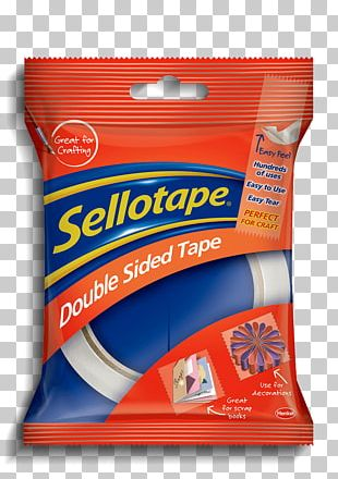 Adhesive Tape Sellotape Double-sided Tape Tape Dispenser PNG