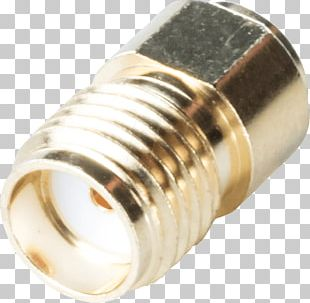 Hirose U.FL SMA Connector Law Ohm Adapter PNG