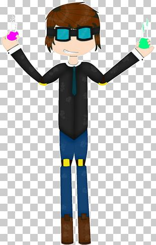 Costume Boy Character PNG