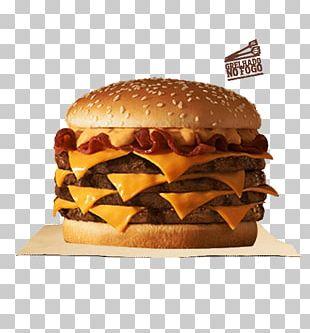 Hamburger Fast Food Whopper Burger King BK Stacker PNG