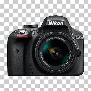 Nikon D3300 Nikon D3400 Nikon AF-S DX Zoom-Nikkor 18-55mm F/3.5-5.6G Digital SLR Nikon AF-P DX Nikkor Zoom 18-55mm F/3.5-5.6G VR PNG