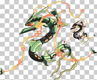 Pokémon Omega Ruby And Alpha Sapphire Pokémon X And Y Pokémon GO Pokémon Battle Revolution Rayquaza PNG