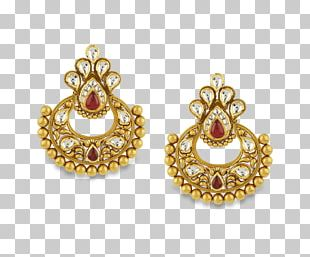 Earring Orra Jewellery Gold Necklace PNG