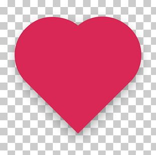 Heart Silhouette Valentine's Day Free Content PNG