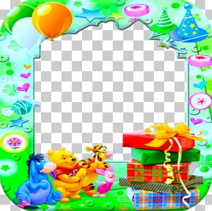 Birthday Frames Photography Android PNG
