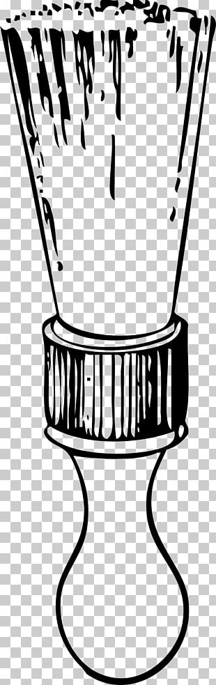 Comb Shave Brush Shaving PNG