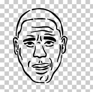 Facial Hair Drawing Face Facial Expression Art PNG