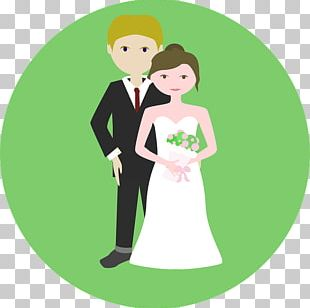 Wedding Dress Bridegroom Marriage PNG