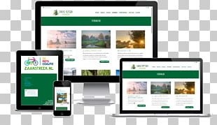 Responsive Web Design Digital Marketing Blog PNG