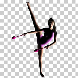 Rhythmic Gymnastics Bodysuits & Unitards Ribbon Dance PNG