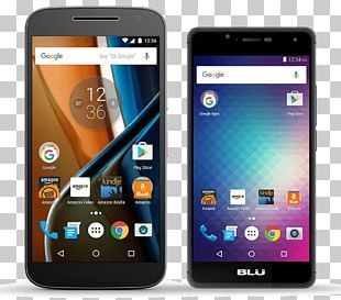 Moto G4 Android BLU Products Smartphone PNG