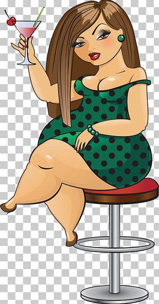 Woman Cartoon Stock Illustration Illustration PNG