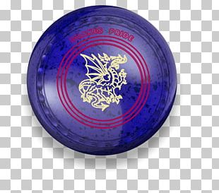 Bowls Color Bowling Green Lawn Blue PNG
