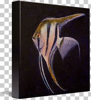 Oil Painting Art Canvas Print PNG