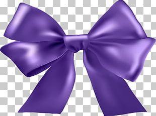 Awareness Ribbon Purple Ribbon PNG