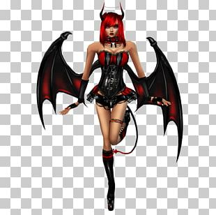 Demon Devil Costume Drawing PNG