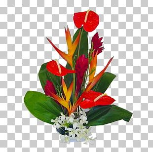 Hawaii Flower Bouquet Floristry Floral Design PNG