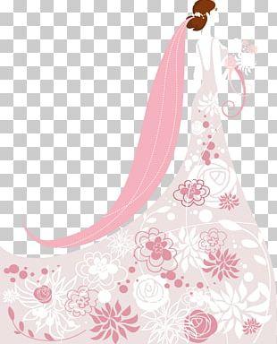 Wedding Invitation Bride PNG