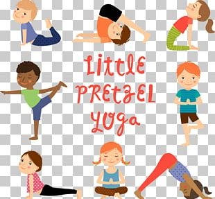 Yoga For Children Exercise Yoga Instructor PNG
