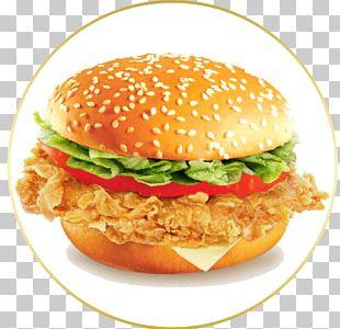 Hamburger Cheeseburger Aloo Tikki Chicken Sandwich Veggie Burger PNG