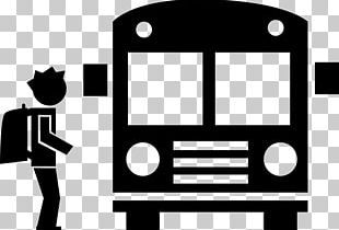 School Bus Transport Computer Icons Travel PNG