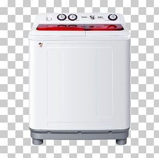 Washing Machine Haier PNG