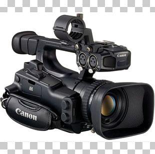Canon XF105 Canon XF100 Camcorder Canon EOS PNG