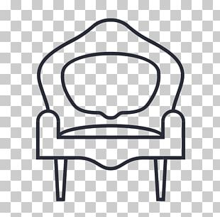 Chair Garden Furniture Couch Interior Design Services PNG