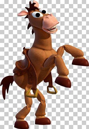 Bullseye Jessie Sheriff Woody Horse Buzz Lightyear PNG