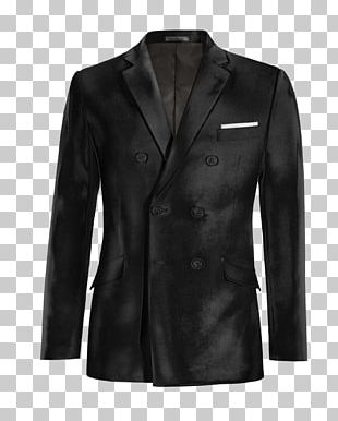 Double-breasted Blazer Suit Jacket Tailor PNG