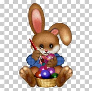 Easter Bunny Easter Egg Resurrection Of Jesus PNG
