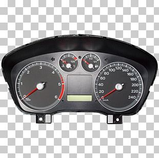 Motor Vehicle Speedometers Ford Focus Ford C-Max Car PNG