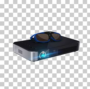 Video Projector Movie Projector High-definition Television Cinema PNG
