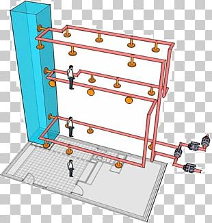 Fire Sprinkler System Structure Fire Fire Department PNG