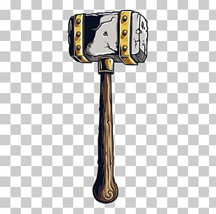 Hammer Weapon Axe PNG