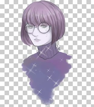 Cartoon Galaxy Girl Drawing Anime Girl PNG