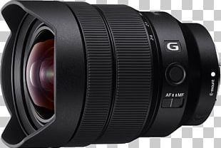 Sony FE 12-24mm F/4.0 G Zoom Lens Camera Lens Wide-angle Lens Ultra Wide Angle Lens PNG
