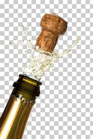 Champagne Bottle Cork PNG